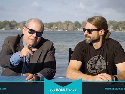 World Wake Assn. promotes courteous boating - Video teaser