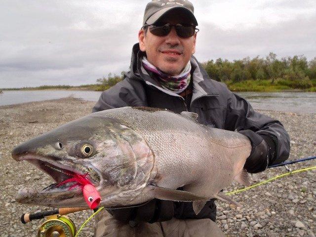 Popper fishing for salmon - 5 tips
