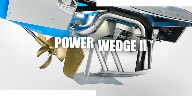 2018 Axis T22 Power wedge