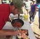 STS Guide takes part in Salmon BBQ Competition
