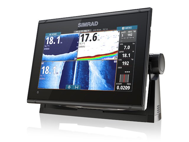 Simrad GO9 XSE Multifunction Display