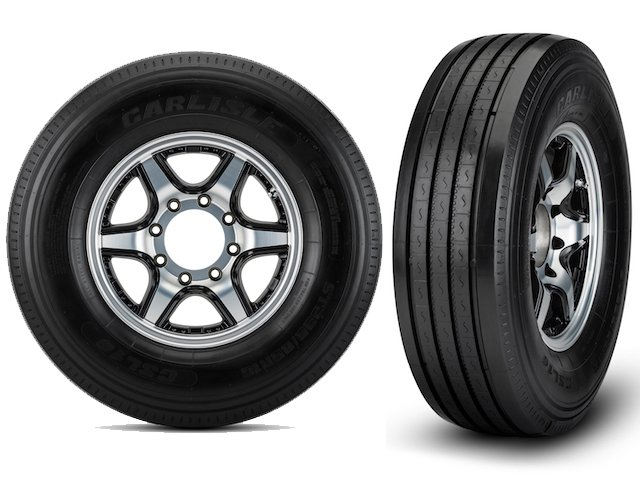 NewCarlisle CSL16 All-Steel Radial Trailer Tire