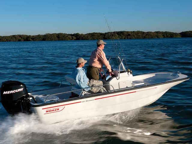 Boston Whaler debuts new editions of Montauk models