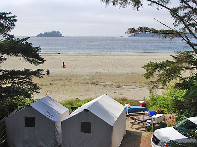 Green Point Campground