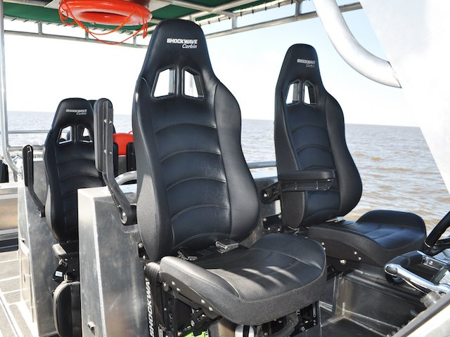 Shockwave Seats