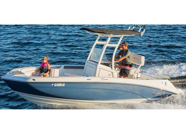 New yamaha 2018 210 fsh sport boat suncruiser for Yamaha fsh sport