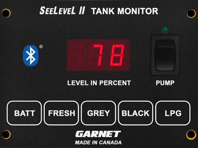 709-BTP3 RV tank monitor