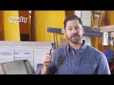 MagicEzy 9 Second Chip Fix Demo - Video teaser
