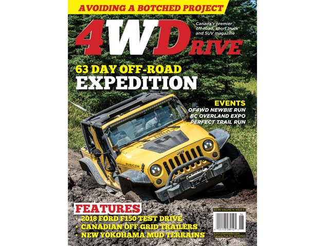 4WD196 cover