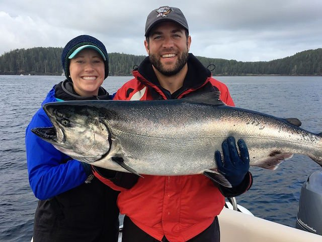 Langara Island Fishing Report: August 25, 2017