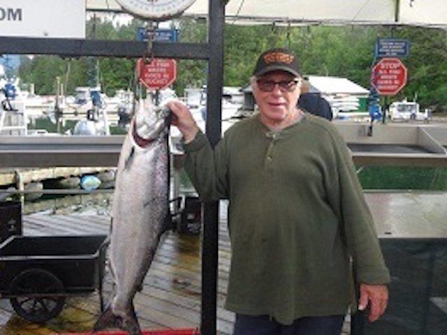 Esperanza Inlet & Nootka Sound fishing - Sept 9