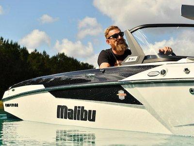 Malibu Boats all-new 2018 Response TXi teaser