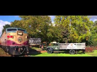 Get on Track with the Napa Valley Wine Train teaser