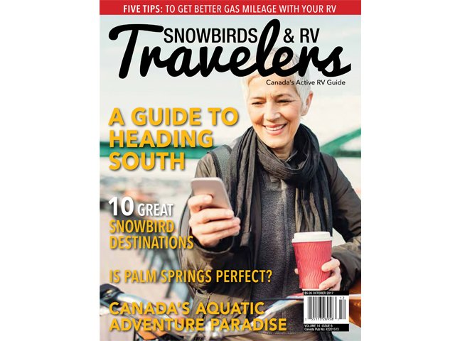 Snowbirds Amp Rv Travelers 14 6 Is Available Now Suncruiser