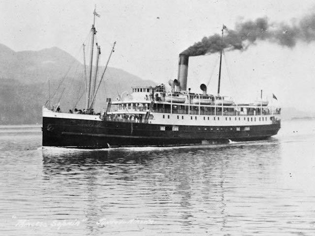 SS Princess Sophia
