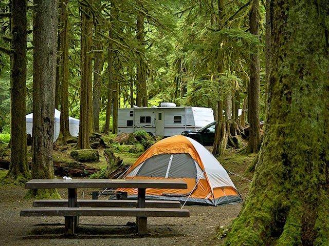 Camping RVing