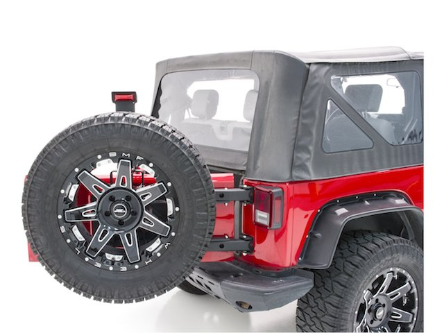 ARIES Automotive HD Tire Carrier