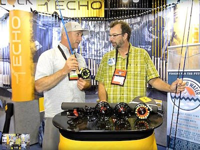New Rods, Reels & Kits from Echo - Video teaser