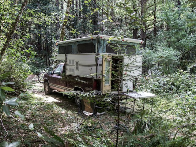 Camping in a secluded spot in the Pacific North West.jpg
