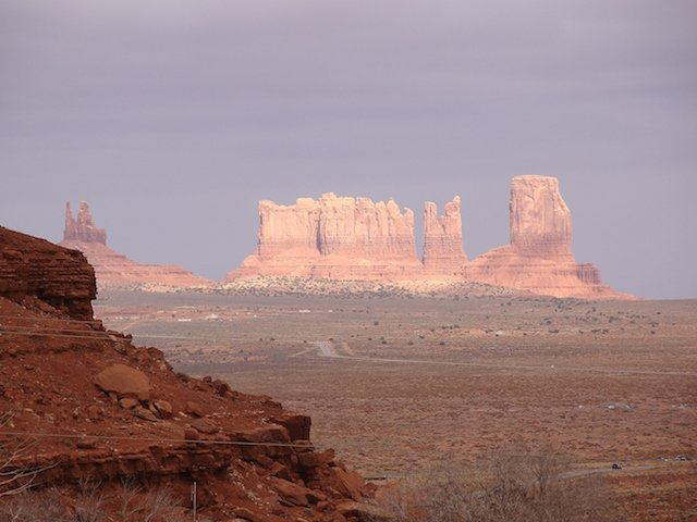 DSC01608 Monument Valley in Winter photo Dennis Begin.JPG