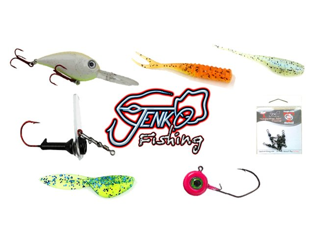 Jenko Crappie Kit Giveaway - ends Oct 24
