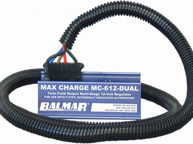 Balmar MC-612-DUAL-H