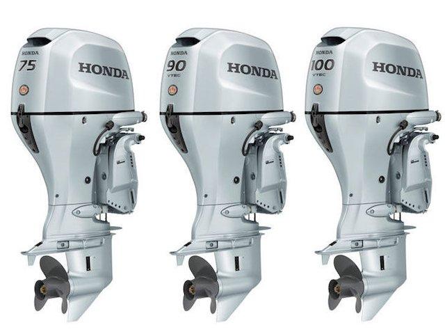 Honda Marine upgrades 3 outboards