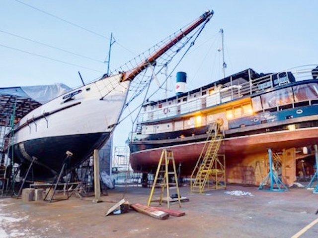 Commodore's Boats