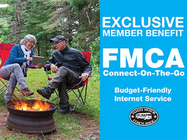 "FMCA announces new ""Connect-on-the-Go Plan"""