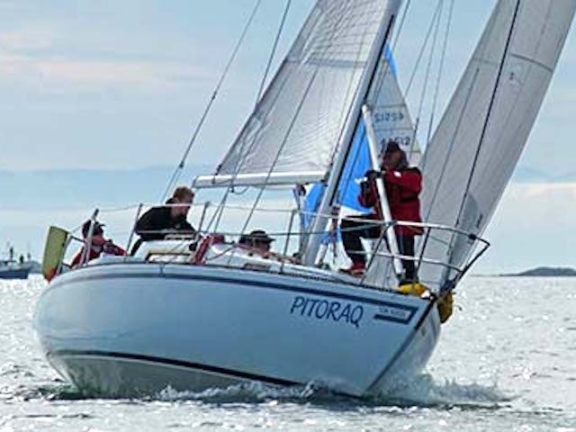 Pitoraq wins 2017 Vancouver Island Racing Series