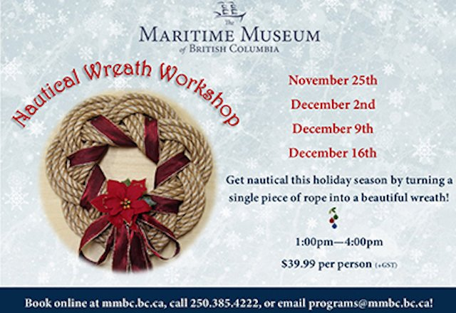 Nautical Wreath Workshop
