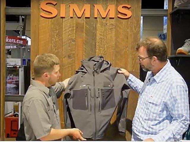 New Simms G-3 Technical Jacket - Video teaser