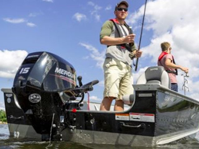Mercury Marine's new 15/20hp EFI FourStroke outboard