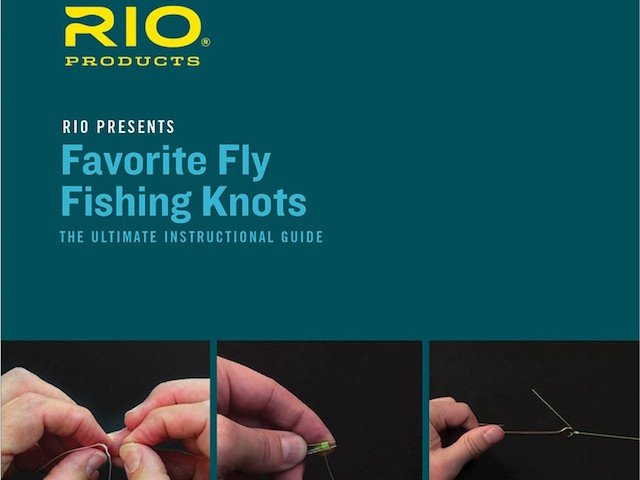 4 Fly Fishing Knots to connect leader to tippet - Video teaser