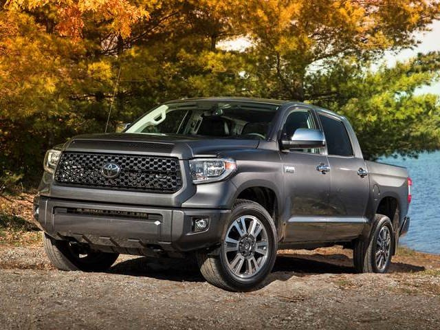 New Styling Amp Packages For 2018 Toyota Tundra Line Up