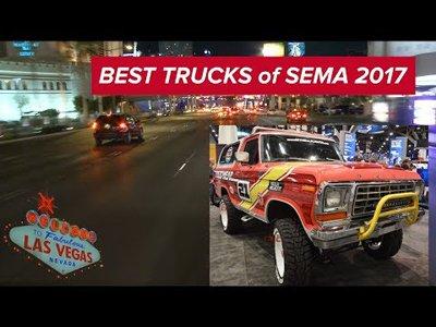 Top Truck Builds of Sema 2017 - Video teaser