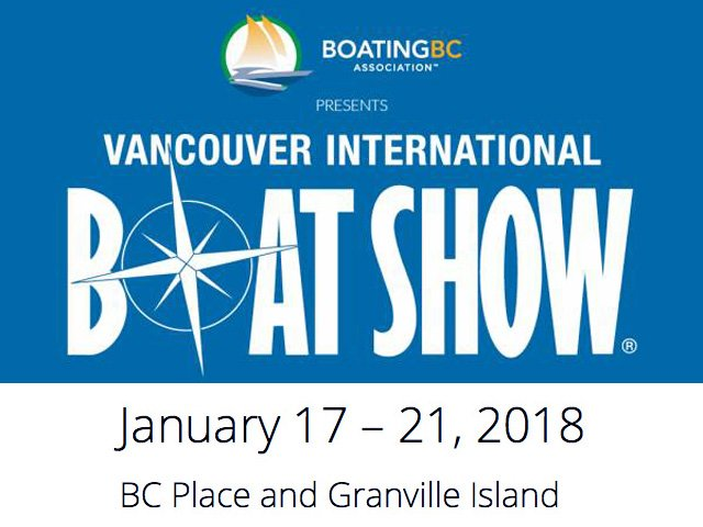 2018 Vancouver International Boat Show