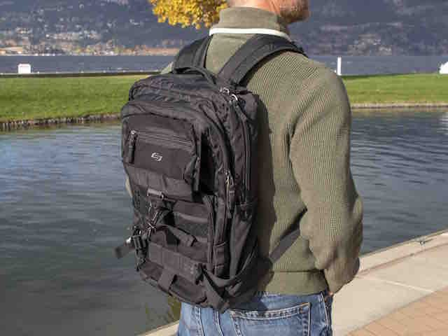 Altitude Backpack – Black Ops Edition