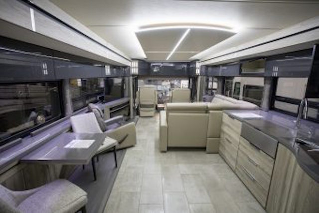 Winnebago Horizon Is Rvbusiness Rv Of The Year Suncruiser
