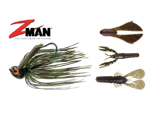 Z-Man CrossEyeZ Jig and Trailer Giveaway