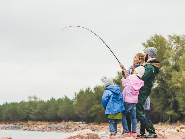 Tips for a fun Family Camping and Fishing Trip