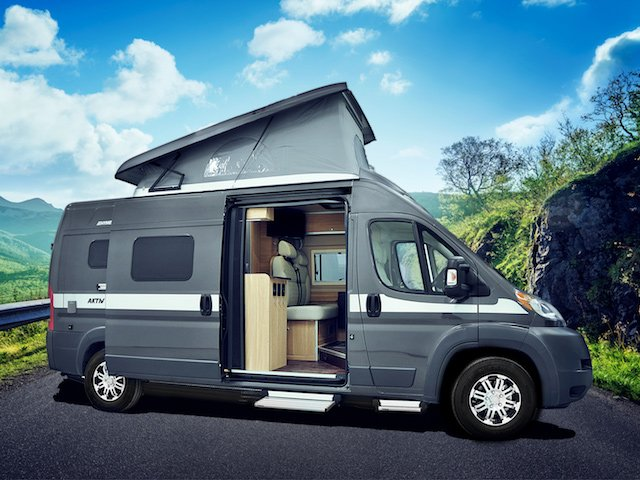 Excellent All New Hymer Loft Edition Introduced Suncruiser Squirreltailoven Fun Painted Chair Ideas Images Squirreltailovenorg