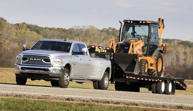 Ram 3500 HD gets Heavier Dutier for 2018