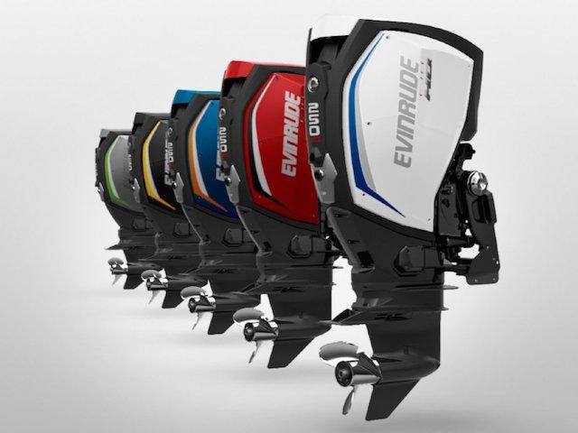 Evinrude E-TEC G2 outboards