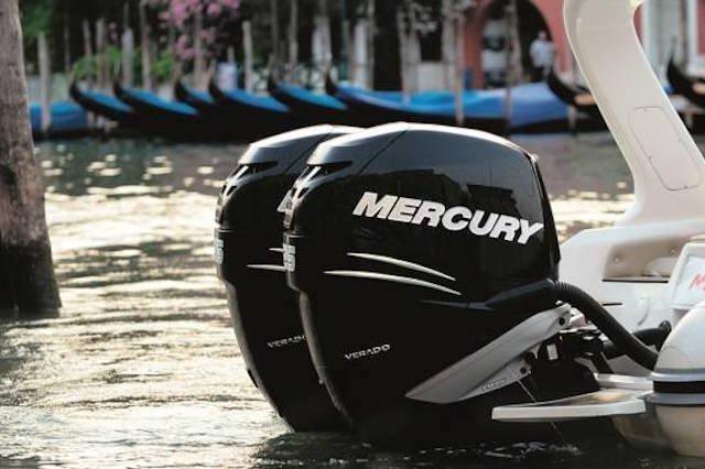 Mercury Verado engines