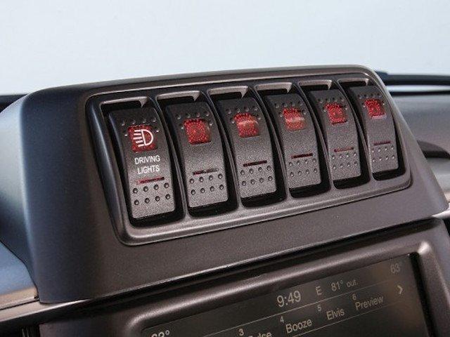 AEV's Switch Pod