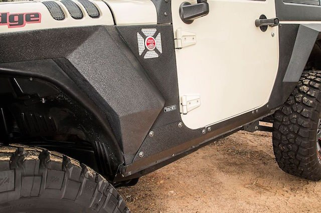 Rugged Ridge introduces Steel Body Armour Cladding