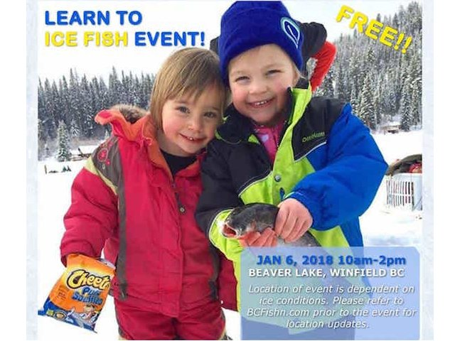Learn to Ice Fish Event