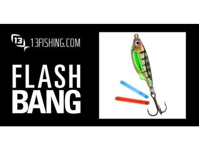 13 fishing flashbang spoon giveaway ends jan 2 suncruiser for Free fishing tackle giveaway