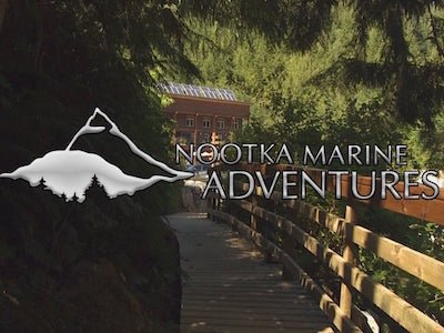 Nootka Marine Adventures - Video teaser